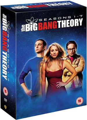 Big Bang Theory DVD of Blue Ray Kopen